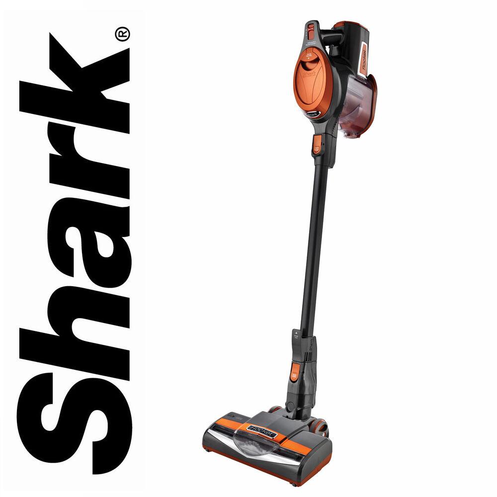 Shark Rocket Hv305 Multifloor Upright Vacuum Cleaner With