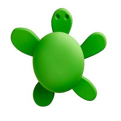 Cebi Joy Möbelgriff für Kinder Möbelgriffe Griffe Kinder-Griff Schildkröte grün ()