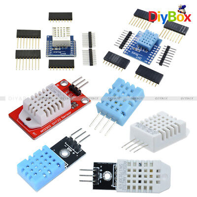 Dht111222 Am2302 Temperaturehumidity Sensor Module Replace Sht1115 Arduino