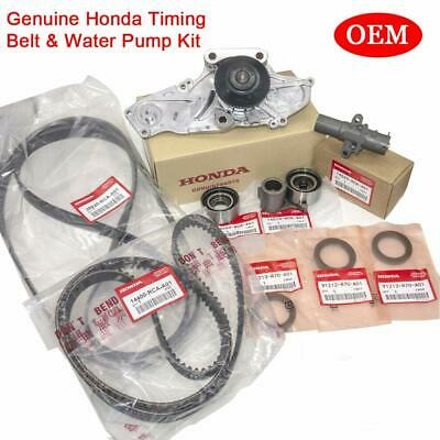 OEM Engine Timing Belt Kit Water Pump for Honda Acura Accord Odyssey Pilot V6