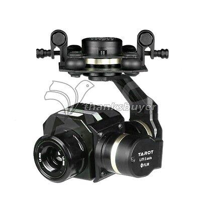 Tarot FLIR 3 Axis Camera Gimbal for FPV Quadcopter Drone Multicopter TL02FLIR