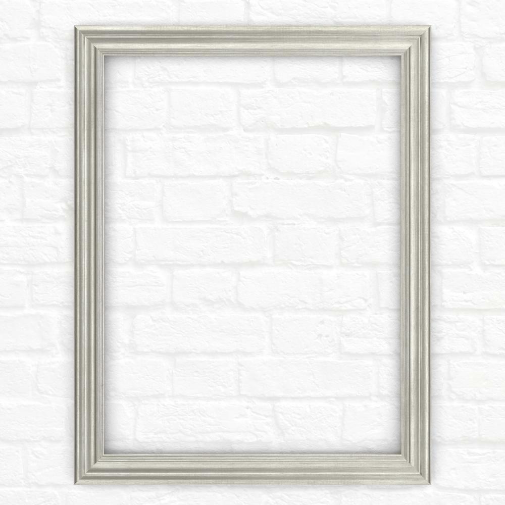 Delta 23 in. x 33 in.  Rectangular Mirror Frame in Vintage N
