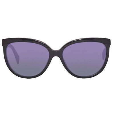 New Women's Diesel  Sunglasses DL0081 01W Black  (Diesel Womens Sunglasses)