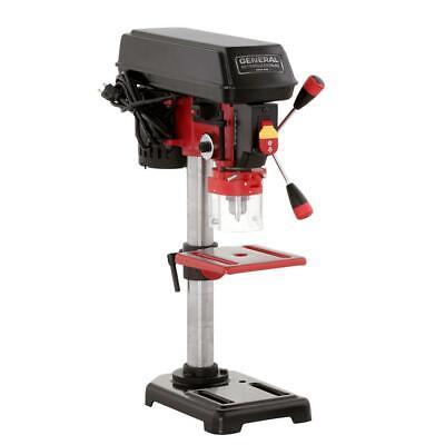 Drill Press Variable Speed 1/2 chuck Bench Top Laser Cast Ir