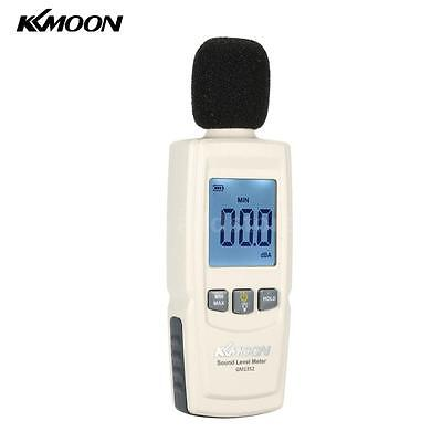 Gm1352 Digital Sound Level Meter Noise Volume Decibel Monitoring Tester Ad J4b4