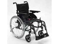 Invacare Action 2 wheelchair