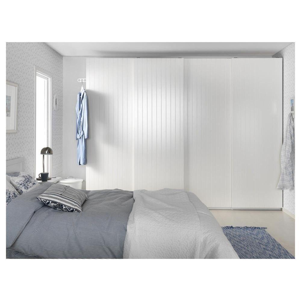 ikea sliding doors for pax wardrobe 236cm x 200cm svorkmo design in hackney london gumtree. Black Bedroom Furniture Sets. Home Design Ideas