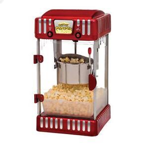 Classic Jumbo Size 4.5L Professional Popcorn Maker Machine RRP $249