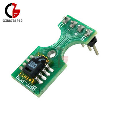 Sht11 Humidity Temperature Sensor Module Dc 2.2-5.5v Digital Signal Output