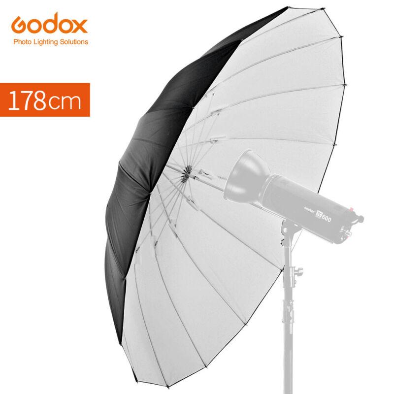 Godox 70 Inch 178cm Photography Studio White Black Flash Reflective Umbrella