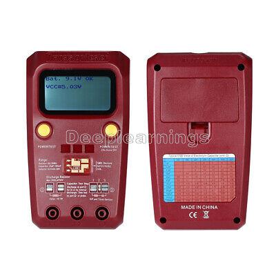 1x Lcd Digital Esr Transistor Meter M328 Resistor Diode Capacitor Mosfet Tester