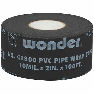 Shurtape 104779 Pw 100 Corrosion-resistant Pvc Tape Black 2in X 33.3yd