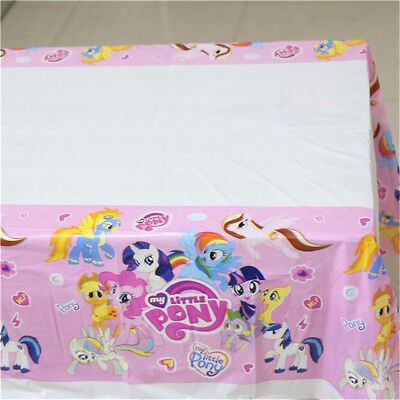 My Little PONY Tableware cartoon theme Party supply decoration Easy Breezy  ()