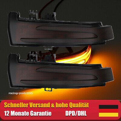 2x Dynamische Spiegel Blinker Außenspiegel LED für Mercedes W204 W212 W176 A160