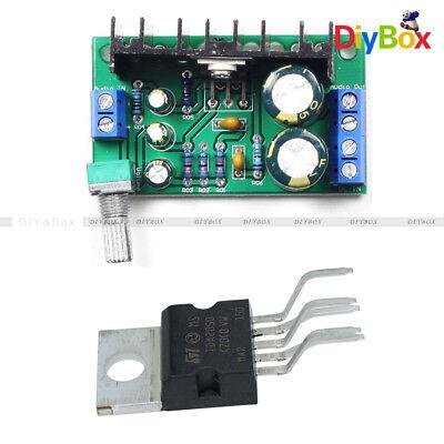 Tda2050 1 Channel Ic Dc 12-24v 5w-120w Audio Power Amplifier Board Module Dip