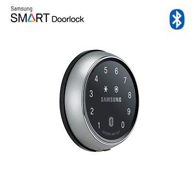 SAMSUNG Keyless Bluetooth Digital IOT smart DoorLock O SHP-DS700  free standard