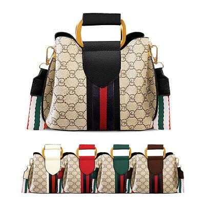 Women Shoulder Bag Satchel Ladies Handbag Purse Tote PU Leather Crossbody