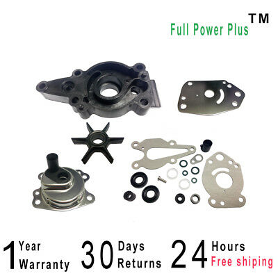 Mariner Mercury Force Outboard Water Pump Impeller Repair Kit 46-42089A5 6-15 HP