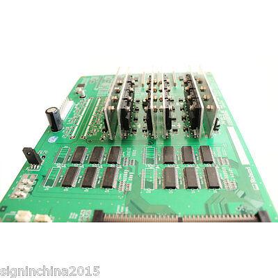 Oem Roland Xc-540xj-540640740 Head Board For 6 Heads - 6700731100