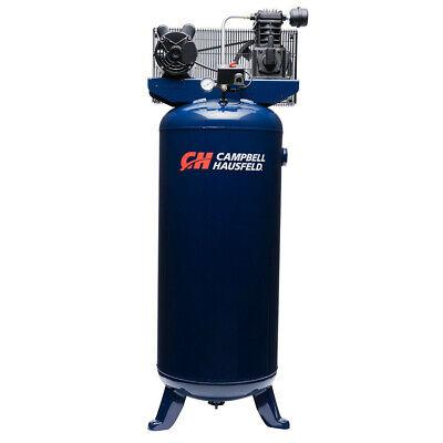 Campbell Hausfeld 3.2 Hp 60 Gal. Oil-lube Vertical Air Compressor Vt6195 New