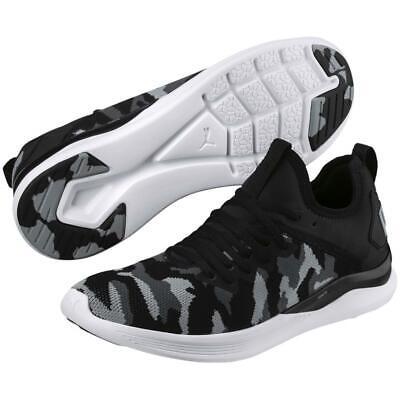 Puma Ignite Flash Camo evoKNIT Sneaker Schuhe Turnschuhe Sportschuhe Camo Schuhe