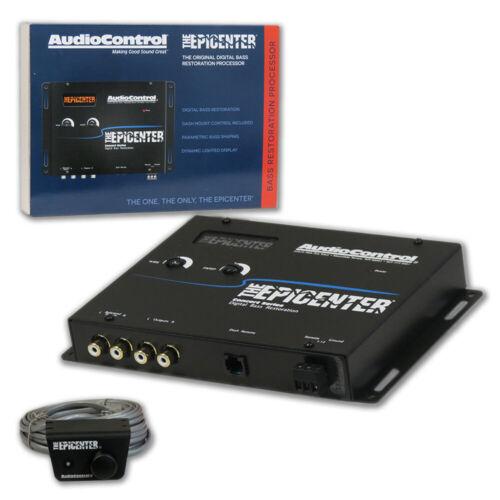 Audiocontrol the Epicenter Car Audio Digital Bass Equalizer Black