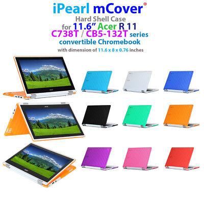 "iPearl mCover® Hard Case for 11.6"" Acer Chromebook R11 CB5-"