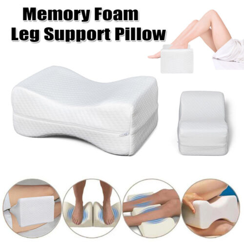 Bed Pillow Memory Foam Body Positioner Elevate Support Neck