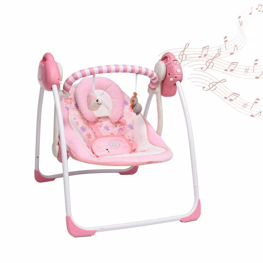 Transat de bébé Électrique balançoire pour fauteuil à bascule 6 est