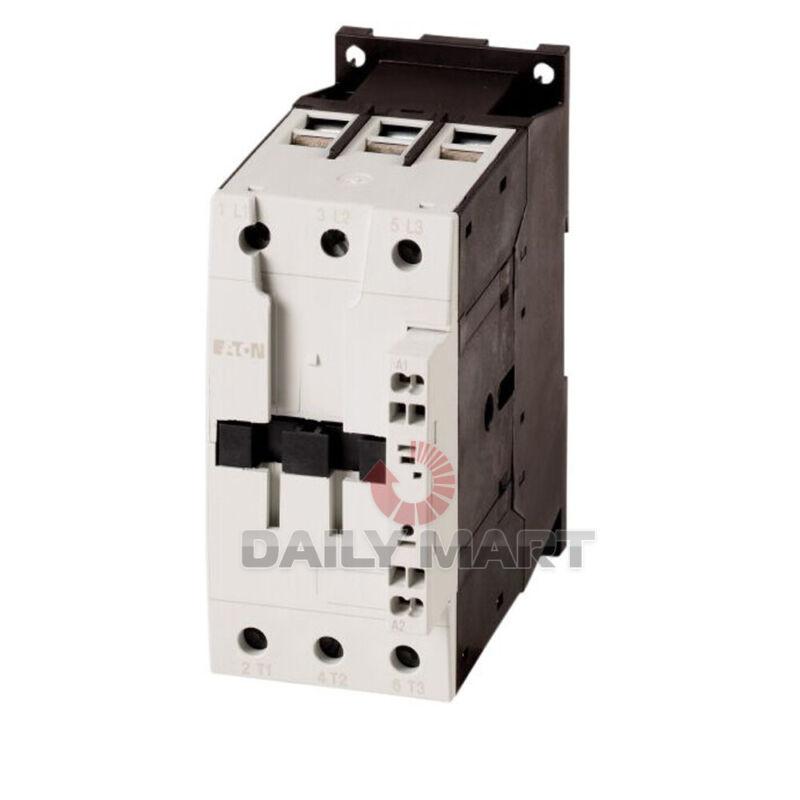 New In Box EATON MOELLER DILMC40 RDC24 Contactors