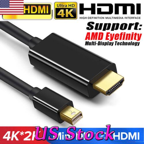 1 8m mini display port dp to