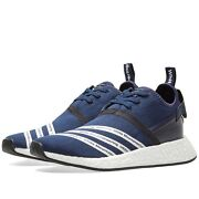 BRAND-NEW NMD R2 White Mountaineering NAVY US9 Hornsby Hornsby Area Preview