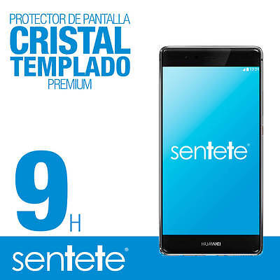 Sentete® Huawei P9 Plus Protector de Pantalla de Cristal Templado PREMIUM