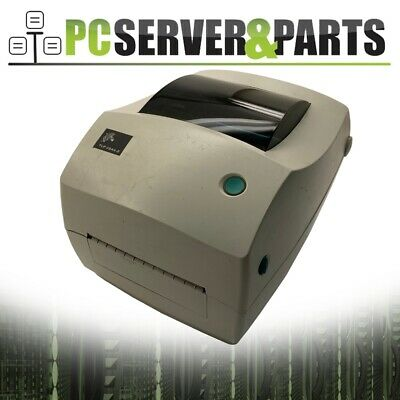 Zebra TLP2844-Z 284Z-10400-0001 Thermal Label Printer Ethernet USB No AC Adapter for sale  Shipping to Nigeria