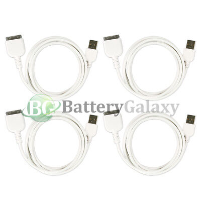 4 NEW USB Battery Charger Cable Cord for Apple iPad Pad Tablet 2 2nd Gen HOT! ()
