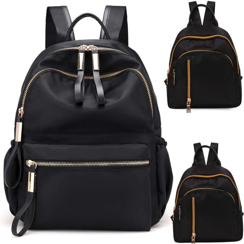 Women Girl College Backpack Purse Small Backpack Shoulder Rucksack Bag Travel