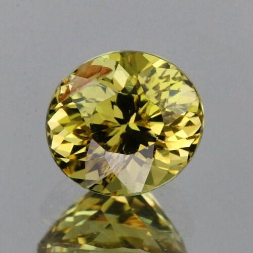 VDO_0.85 Cts_ Natural Grossular Garnet_Nigeria_Vivid Greenish Yellow_Oval_2p761
