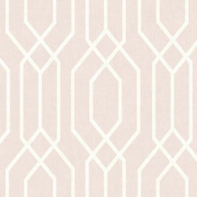 Arthouse New York Geo Geometric Abstract Hexagon Shapes Pink Wallpaper 908208