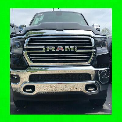 Chrome Grille Overlay (5 PCS) FITS 2019 2020 Dodge RAM TRUCK 1500 w/ 5-bar grill