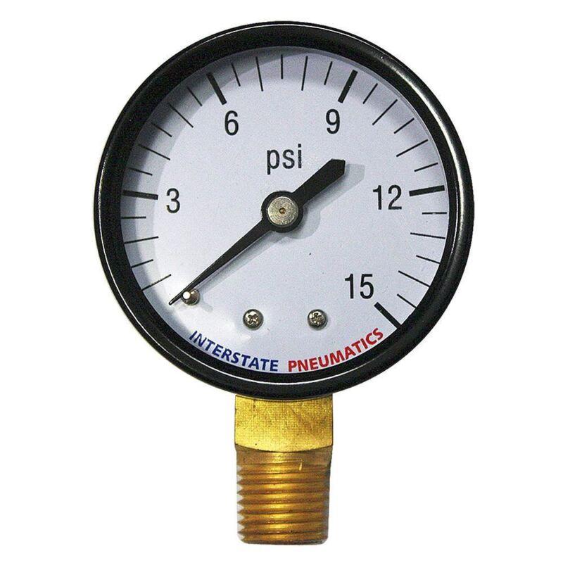 Accurate Low PSI Pressure Gauge Gage