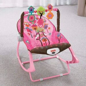 Rocker To Toddler Chair