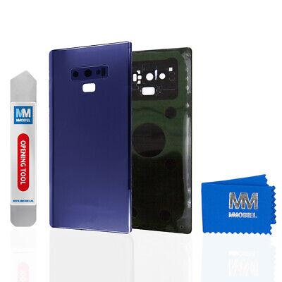 Tapa Batería Con Lente Para Samsung Galaxy Note 9 N960 (Azul) Tapa...