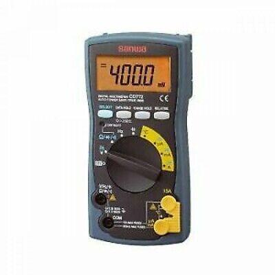 Sanwa Digital Multimeter Cd772 4981754023520
