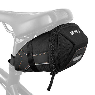 efa31e197a4 BV Bicycle Large Y-Series Strap-On Saddle Bag Bike Seat Rear Pouch NEW