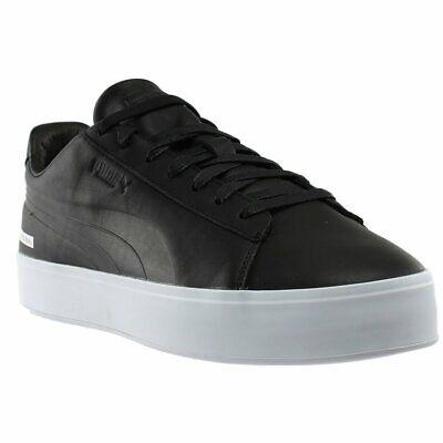 Puma x Black Scale Court Platform Sneakers - Black - Mens