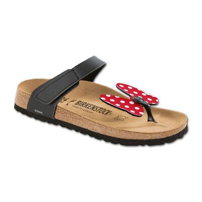 Birkenstock Tofino minnie ribbon Disney Sandals Slides Flip Flops womens