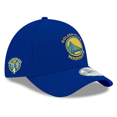 Golden State Warriors New Era NBA 73-9 Best Record Ever Collection 3930 Cap Hat