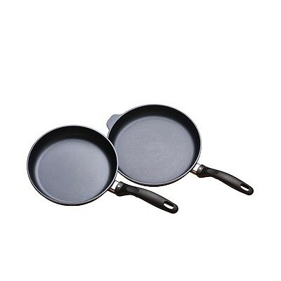 Swiss Diamond 2 Piece Nonstick Fry Pan Set, 9.5 and 11 Inch  *NEW* for sale  Englewood