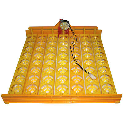 220v Egg Turning Tray With Motor For 56 Hen Or Similarly Sized Eggs