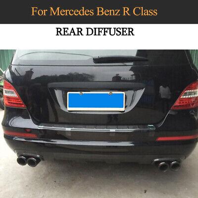 Carbon Heckdiffusor Diffusor Stoßstangen Für Mercedes W251 V251 R350 2010-2013